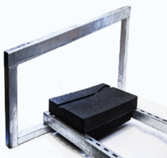 Solar Frames and Ballast Blocks